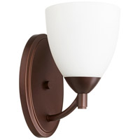 Quorum 5569-1-86 Barkley 1 Light 6 inch Oiled Bronze Wall Sconce Wall Light