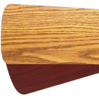 Quorum International Signature Fan Blades in Medium Oak and Rosewood 5655055125