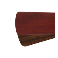 Quorum 5655524125 Fort Worth 56 inch Set of 5 Fan Blades in Rosewood and Walnut