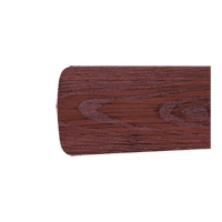 Quorum 5655555325 Fort Worth 56 inch Set of 5 Fan Blades in Rosewood