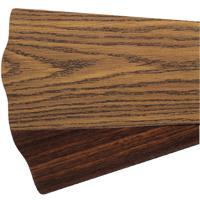 Quorum 5655624165 Fort Worth 56 inch Set of 5 Fan Blades in Dark Oak and Walnut