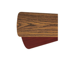 Quorum 5655655125 Fort Worth 56 inch Set of 5 Fan Blades in Dark Oak and Rosewood