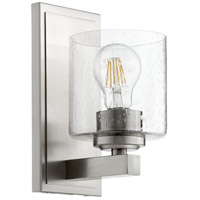 Satin Nickel Fort Worth Wall Sconces