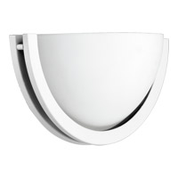 Quorum International Signature 1 Light Wall Sconce in Studio White 5727-808