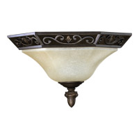 Marcela 1 Light 18 inch Oiled Bronze Wall Sconce Wall Light