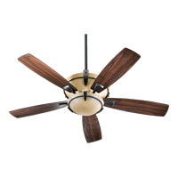 Mendocino 52 inch Old World Ceiling Fan