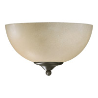 Hemisphere 1 Light 11 inch Old World Wall Sconce Wall Light