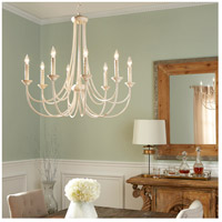 Quorum 6250-8-70 Brooks 8 Light 29 inch Persian White Chandelier Ceiling Light alternative photo thumbnail