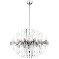 Quorum 6310-30-65 Zion 8 Light 23 inch Satin Nickel Pendant Ceiling Light