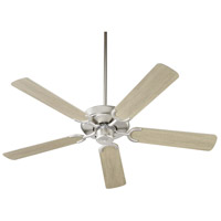 Quorum 6525-8 Virtue 52 inch Studio White Ceiling Fan Quorum Home
