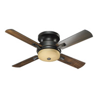 Quorum International Davenport 3 Light Ceiling Fan in Old World 65524-95