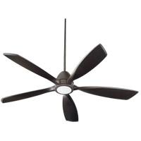 Quorum 66565-86 Holt 56 inch Oiled Bronze Indoor Ceiling Fan