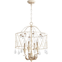 Venice 4 Light 20 inch Persian White Pendant Ceiling Light