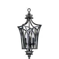 Quorum International Anatola 4 Light Foyer Light in Old World 6819-4-95
