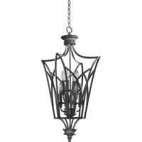 Quorum International Anatola 8 Light Foyer Light in Old World 6819-8-95