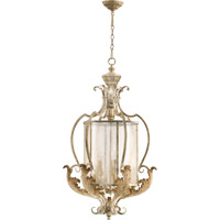 Quorum International Florence 9 Light Foyer Light in Persian White 6837-9-70