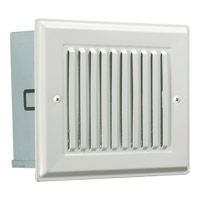 Lighting Accessory Studio White Recessed Chime Box