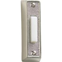Quorum 7-101-65 Lighting Accessory Satin Nickel Plastic Doorbell