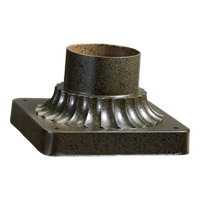 Signature 6 inch Oiled Bronze Post Accessory