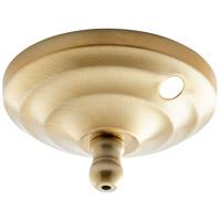 Quorum 7-1100-080 Signature Aged Brass Bowl Kit Cap