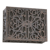 Lighting Accessory Toasted Sienna Chime Grill