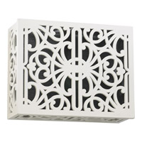 Quorum 7-115-08 Lighting Accessory Studio White Chime Grill
