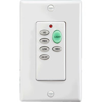 Quorum International Fan Accessory Fan Remote Control in White and Ivory 7-1305-0