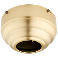 Quorum 7-1745-80 Signature Aged Brass Slope Ceiling Adaptor