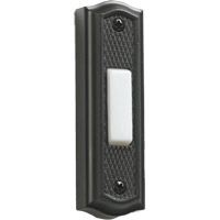 Quorum 7-301-95 Lighting Accessory Old World Zinc Doorbell