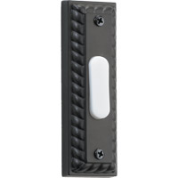 Quorum International Lighting Accessory Traditional Rectangle Doorbell in Old World 7-303-95