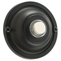 Quorum International Lighting Accessory Basic Round Doorbell in Old World 7-304-95
