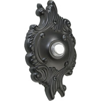 Quorum International Lighting Accessory Opulent Round Doorbell in Old World 7-309-95