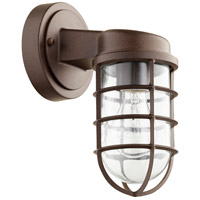 Belfour 1 Light 5 inch Oiled Bronze Wall Sconce Wall Light