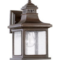 Quorum 7043-86 Magnolia 1 Light 13 inch Oiled Bronze Outdoor Wall Lantern
