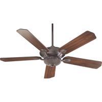 Quorum International Bakersfield Ceiling Fan in Toasted Sienna 71525-44