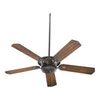 Quorum 71525-95 Bakersfield 52 inch Old World Ceiling Fan  photo thumbnail