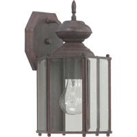 Quorum International Lantern 1 Light Outdoor Wall Lantern in Cobblestone 717-33