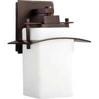 Quorum 7200-8-86 Kirkland 1 Light 11 inch Oiled Bronze Outdoor Wall Lantern