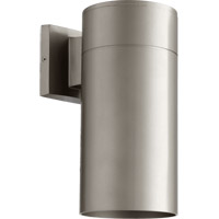 Quorum 721-3 Signature 1 Light 12 inch Graphite Outdoor Wall Sconce