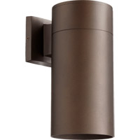 Quorum 721-86 Signature 1 Light 12 inch Oiled Bronze Outdoor Wall Sconce