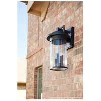 Quorum 7215-4-69 Dimas 4 Light 19 inch Noir Outdoor Wall Lantern alternative photo thumbnail