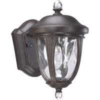 Sloane 1 Light 12 inch Baltic Granite Outdoor Wall Lantern