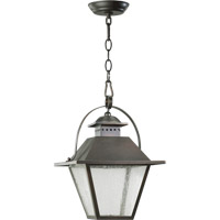 Quorum International Orleans 1 Light Outdoor Wall Lantern in Oiled Bronze 7301-11-86