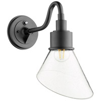 Quorum 734-69 Torrey 1 Light 16 inch Noir Outdoor Wall Mount
