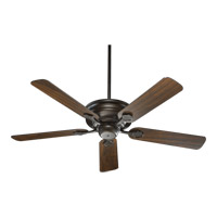 Quorum 76525-86 Barclay 52 inch Oiled Bronze Ceiling Fan