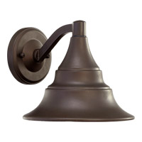 Quorum 767-8-86 Sombra 1 Light 7 inch Oiled Bronze Outdoor Wall Lantern