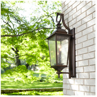 Quorum 7730-3-86 Pavilion 31 inch Oiled Bronze Outdoor Wall Lantern  alternative photo thumbnail
