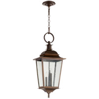 Pavilion 12 inch Oiled Bronze Outdoor Pendant
