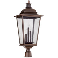 Pavilion 28 inch Oiled Bronze Post Lantern
