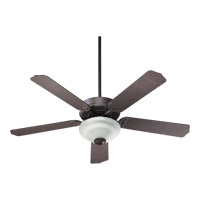 Capri IV 52 inch Toasted Sienna Ceiling Fan in Faux Alabaster, 3, Candelabra